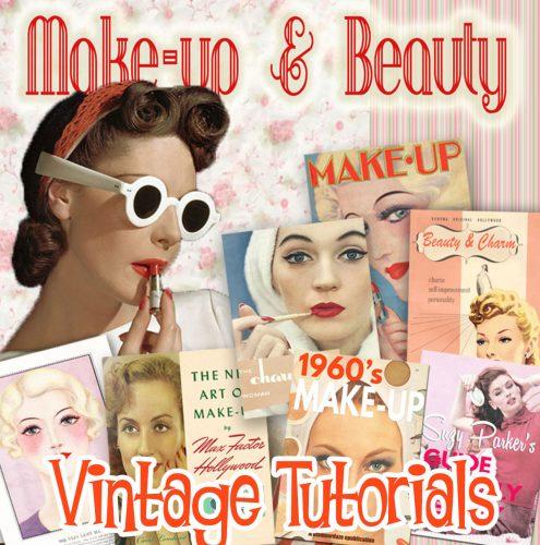 Vintage-make-up-books