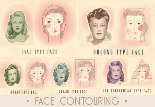Face-Contouring---Vintage-Tutorial