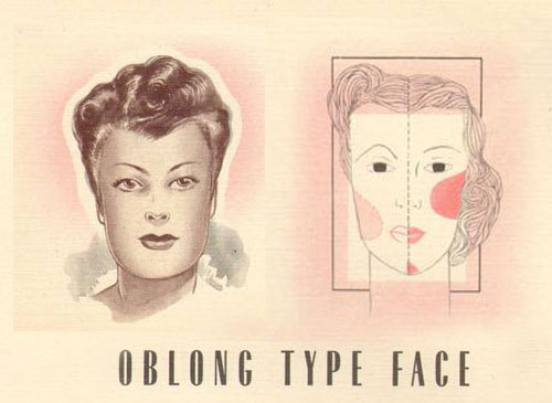 oblong-type-face
