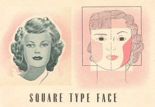 square-face-type