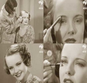 Hollywood-Eyebrows-1930s-Makeup-Tutorial