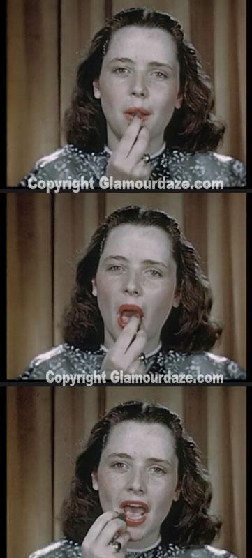 Vintage-1940s-makeup-tutorial-5--lipstick