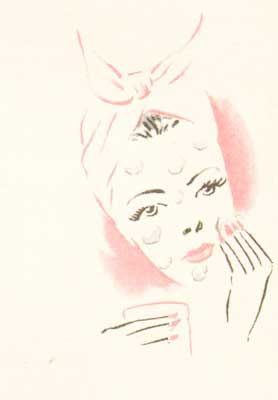 1940s-makeup-secrets---the-correct-way-to-apply---foundation