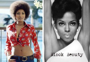 Black-Beauty---Diana-Ross-and-Pam-Grier