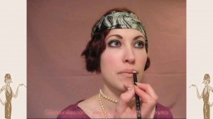 flapper-lips---a-quick-1920s-makeup-tutorial3---liner-inside-lip-line