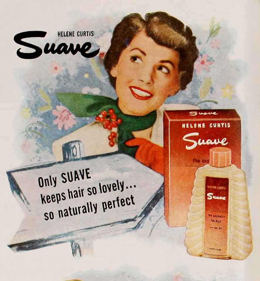 Americas Most Popular Beauty Aids In 1951