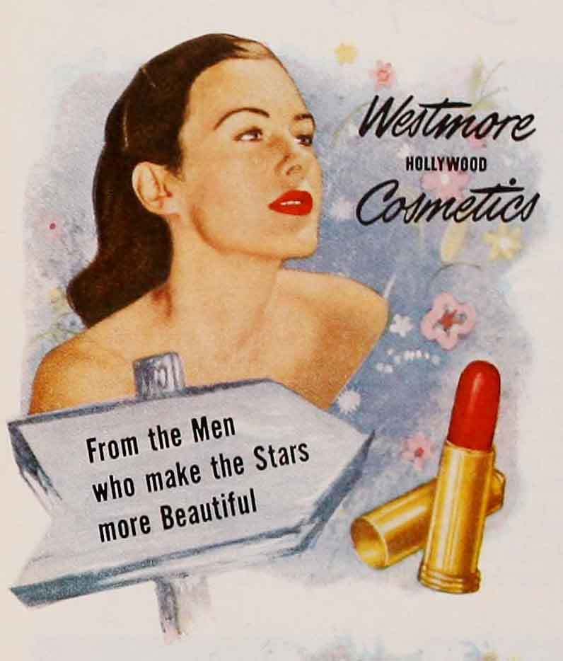 Americas Most Popular Beauty Aids In 1951 Vintage Makeup