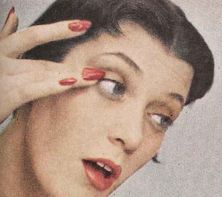 Vogue-1950-Eye-Makeup-Tutorial--Model-Barbara-Mullen1