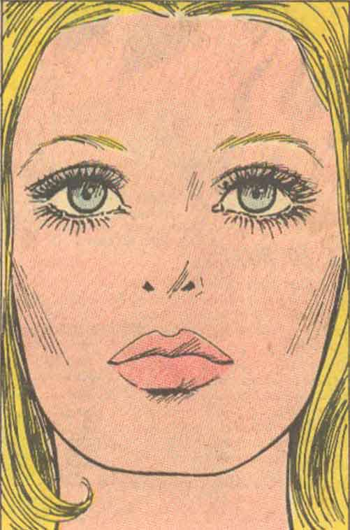 60's makeup - face facts