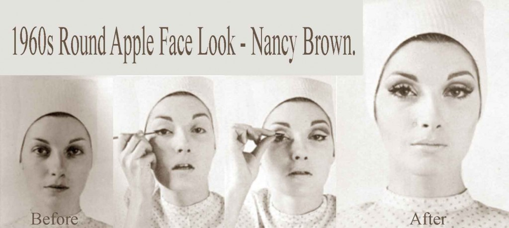 1960s-makeup-round-Apple-Face-Look---Nancy-Brown.