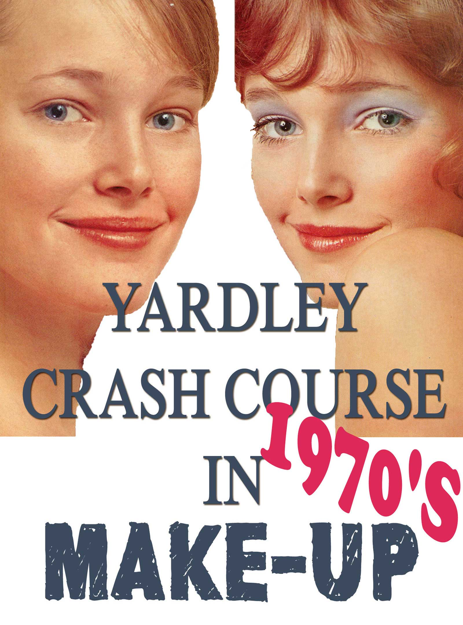 Free 1970s Vintage Makeup Guide with Lucy Angle-