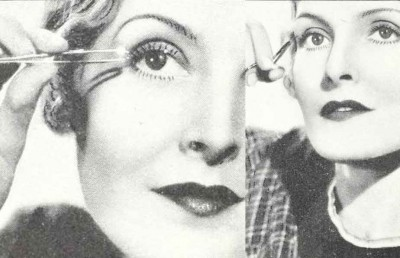 False lashes tricks from 1933