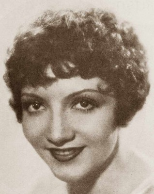 1930s-Fall-Hairstyle-Guide---Claudette Colbert-1932