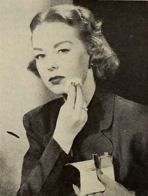 Rose Laird - Fresh-Up Protective Make-up Film and Lipstick