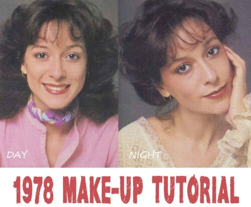 1970s-Makeup-Guide---Day-and-Evening---1978