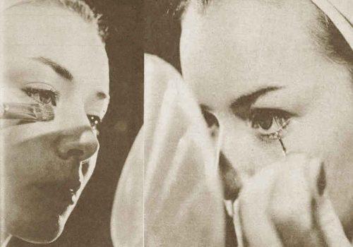 1950s eye glamour tips