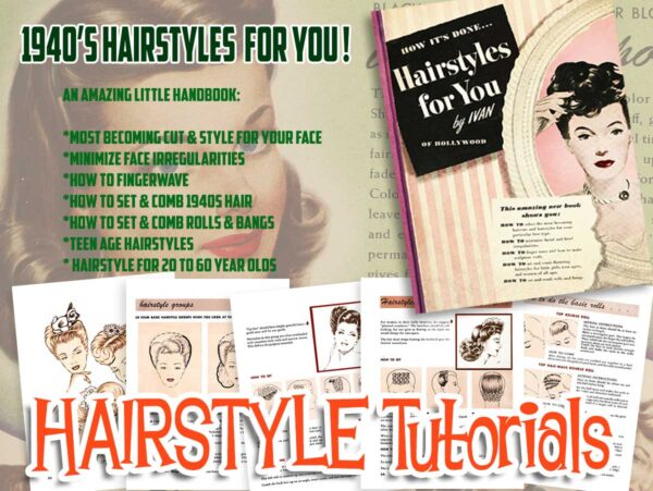 1940s hairstyles for you