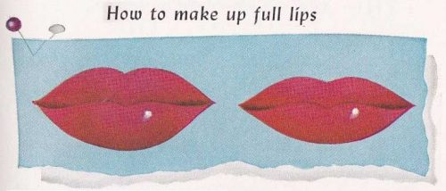 1950-Max-Factor-Hollywood-makeup-book---full-lips