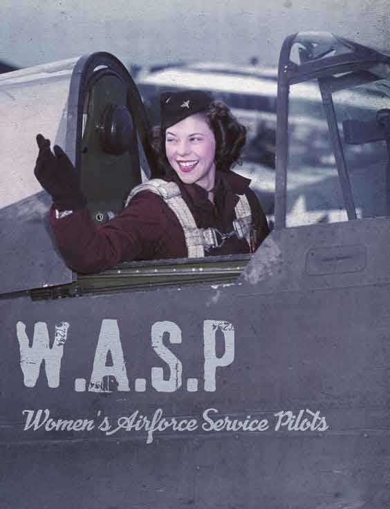 Airforce-Service-Pilots-of-the-1940s - Women in World War 2