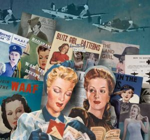 British Wartime Women Books