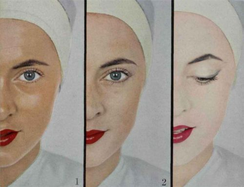 Summer-Faces-French-Makeup-Styles-for-1954