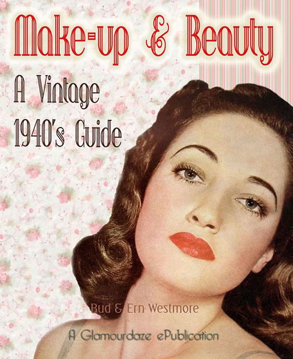 1940's makeup tutorial book