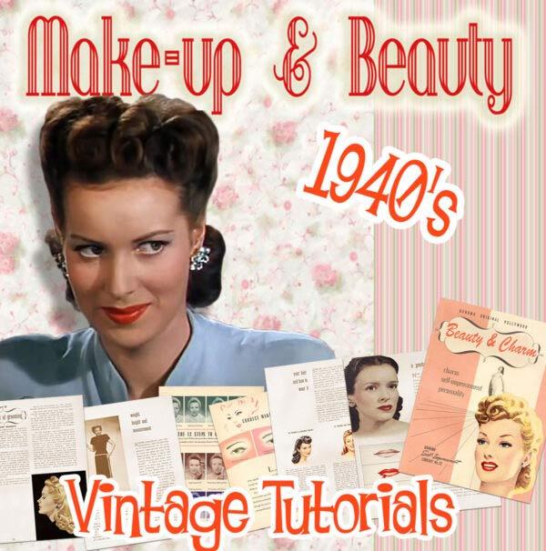 1940's makeup tutorials