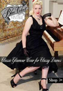 Blue Velvet Vintage